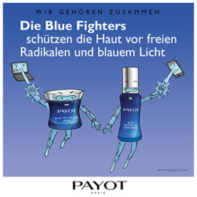 Payot Blue Fighters